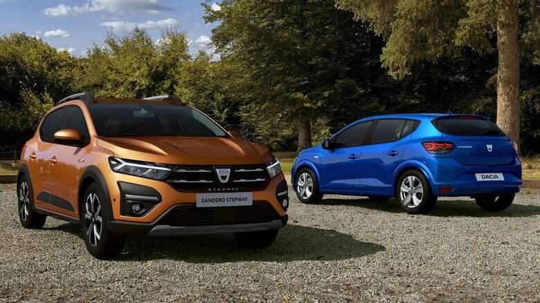 Νέα Dacia Sandero Streetway & Sandero Stepway: Απλά. Ό,τι χρειάζεσαι!