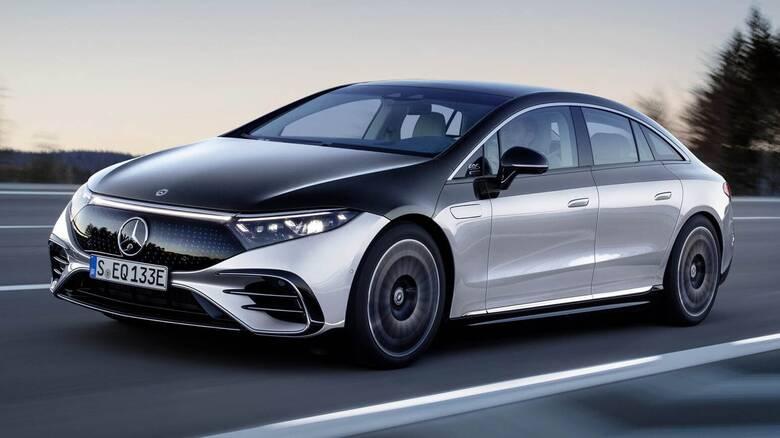 Mercedes EQS: Πολυτέλεια που ηλεκτρίζει