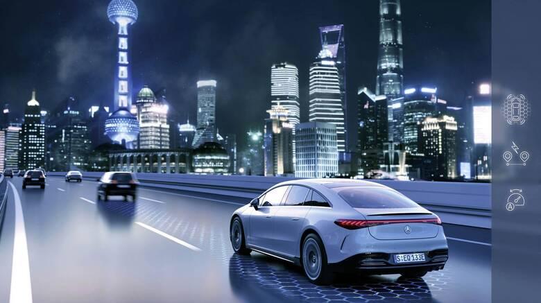 H Mercedes κινείται ολοταχώς προς ένα βιώσιμο μέλλον