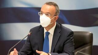 Σταϊκούρας: Ισχυρότερη η ελληνική οικονομία μετά την κρίση κορωνοϊού