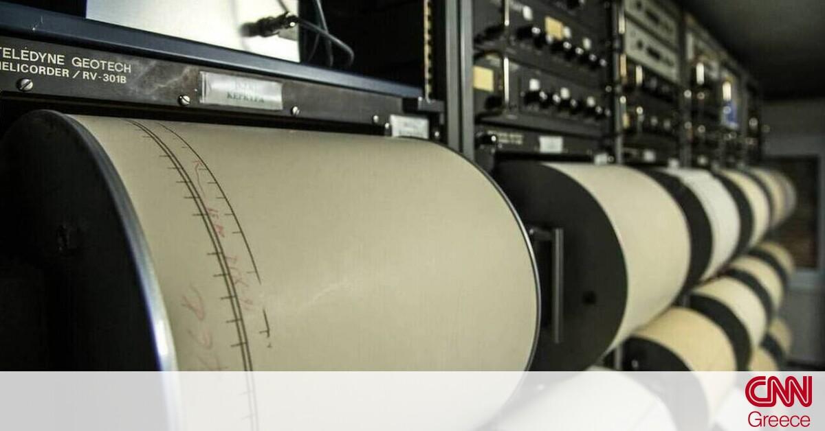Σεισμός ταρακούνησε την Μονεμβασιά – CNN.gr