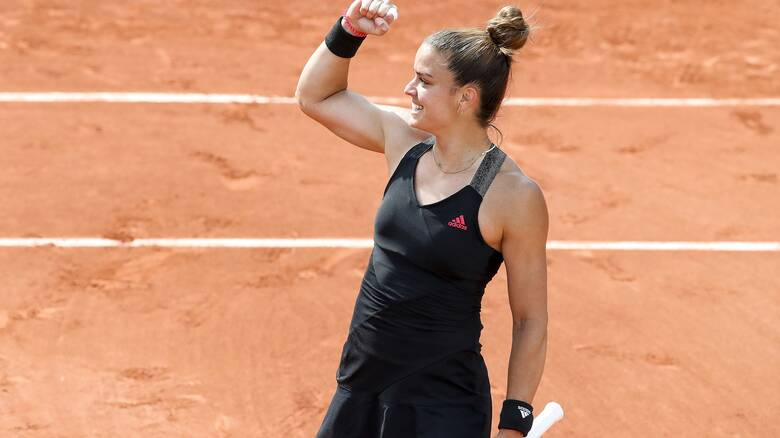 Roland Garros: Παλεύει για πρόκριση στις «4» η Σάκκαρη