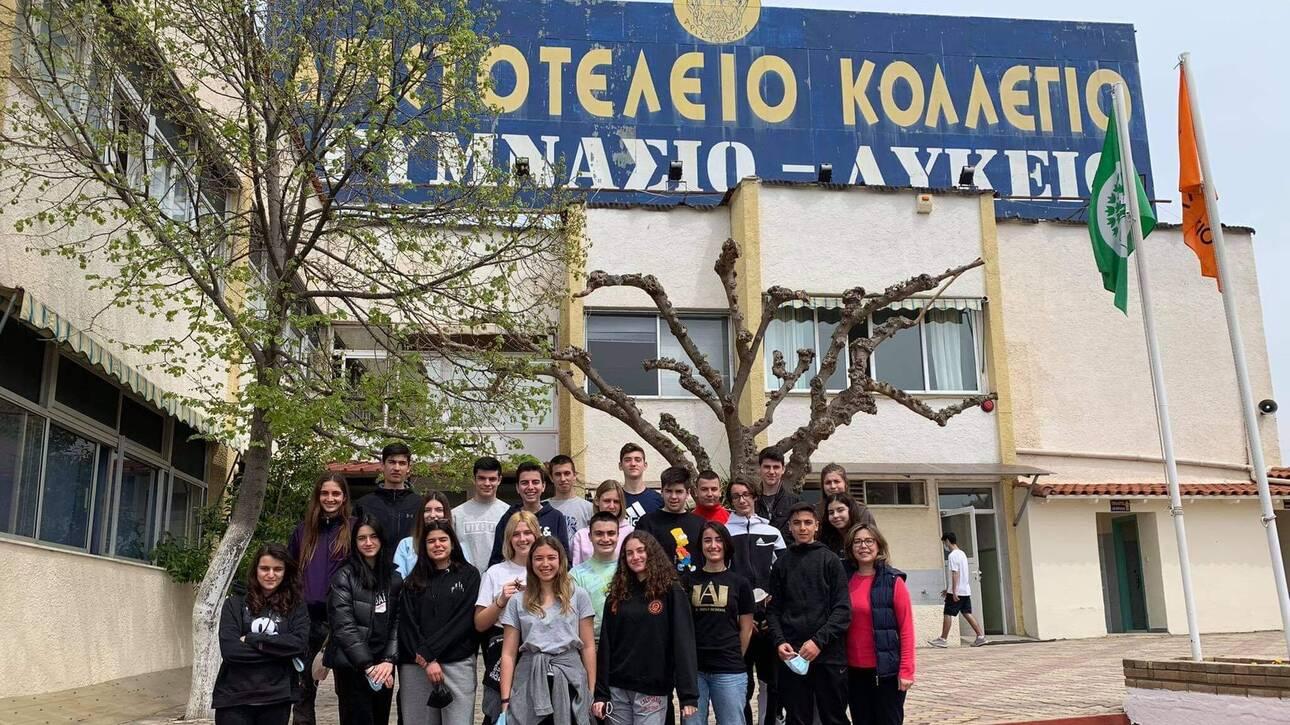 Θεσσαλονίκη: Μαθητές έφτιαξαν πλατφόρμα που απαντά στο ερώτημα «τι θα γίνω όταν μεγαλώσω»
