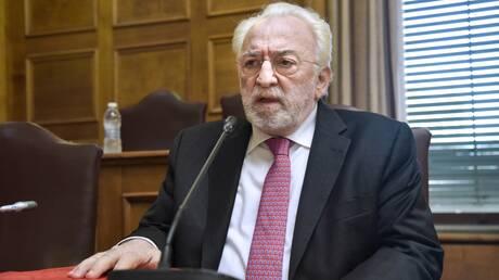 Πηγές ΚΟ ΝΔ: Λευκή πετσέτα Παππά σε Καλογρίτσα - Αντί απαντήσεων επέλεξε την ένοχη σιωπή