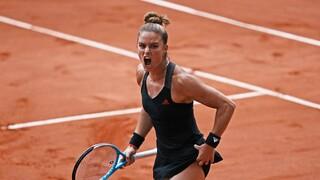 Roland Garros: Έγραψε ιστορία η Σάκκαρη - Στα ημιτελικά με τρομερό τένις