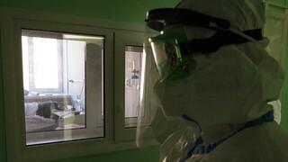 Ρωσία - Κορωνοϊός: Τρεις νεκροί σε νοσοκομείο από φωτιά σε αναπνευστήρα - Δέκα τραυματίες