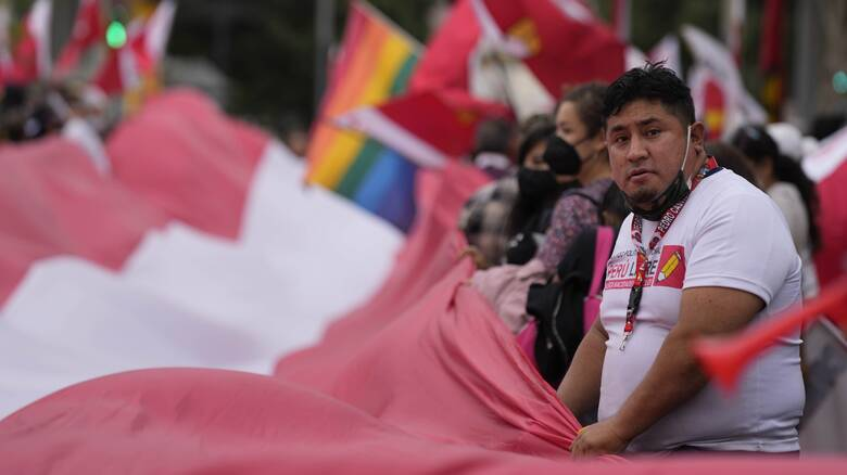 Εκλογές στο Περού: Νίκη Καστίγιο δείχνουν τα πρώτα αποτελέσματα - Ανακαταμέτρηση ζητά η Φουχιμόρι