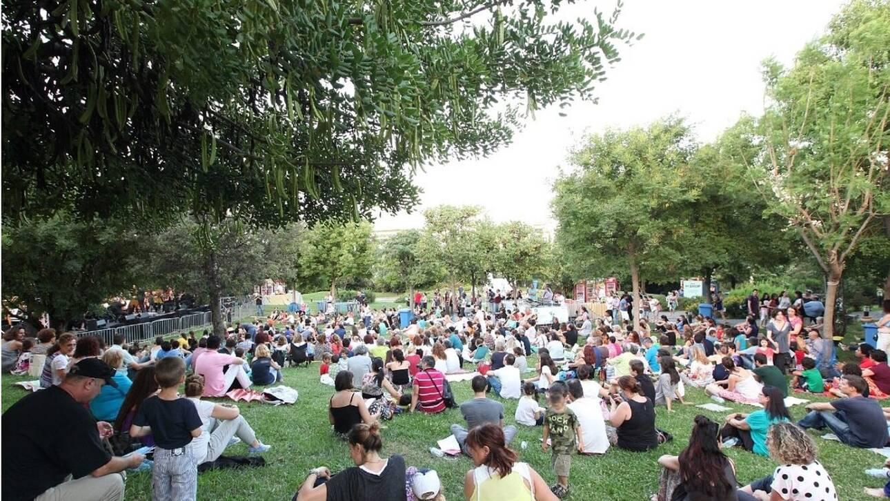 H Γιορτή της Μουσικής στον Κήπο του Μεγάρου - Την ημέρα του θερινού ηλιοστασίου