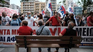 Θεσσαλονίκη: Μαζικές απεργιακές συγκεντρώσεις για το εργασιακό