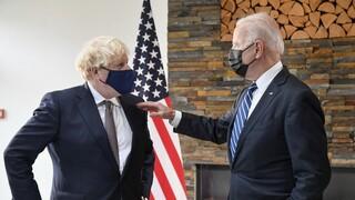 Συνάντηση Μπάιντεν – Τζόνσον στη σκιά του Brexit και της έντασης στη Βόρεια Ιρλανδία