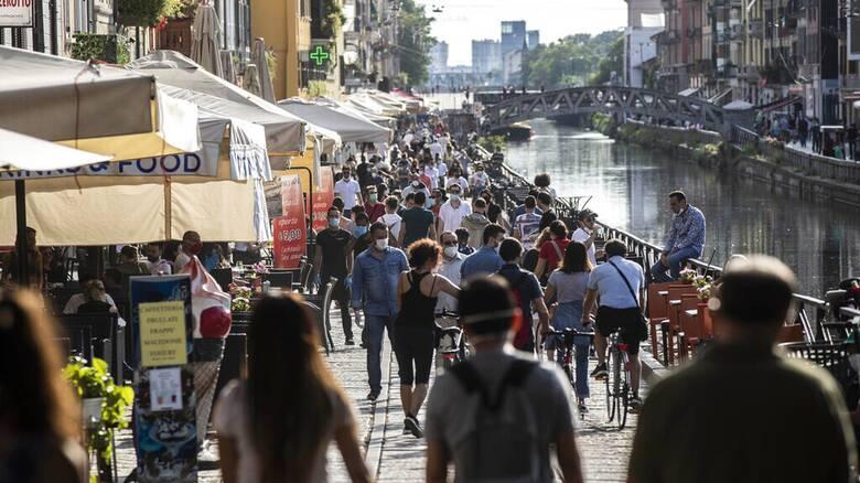 Κορωνοϊός - ΠΟΥ: «Παραμονεύει» νέο κύμα της πανδημίας το φθινόπωρο στην Ευρώπη