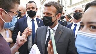 Γαλλία: Τέσσερις μήνες φυλάκιση στον 28χρονο που χαστούκισε τον Εμανουέλ Μακρόν