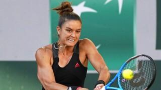 Πάλεψε αλλά δεν τα κατάφερε η Σάκκαρη στον ημιτελικό του Roland Garros