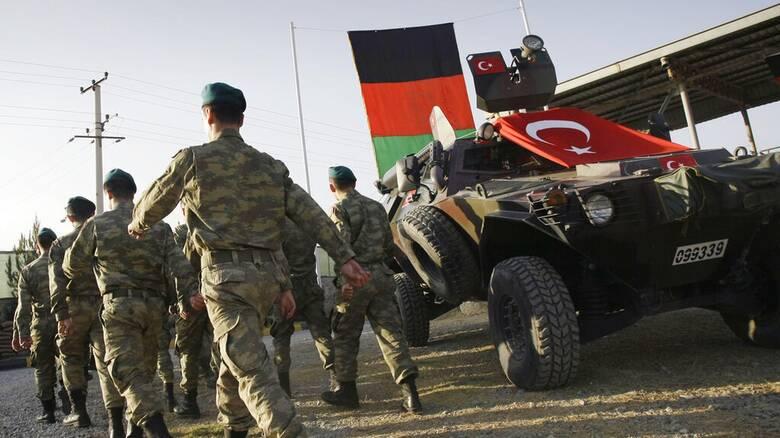 Ερντογάν: Βάζει στο «παζάρι» με τον Μπάιντεν το Αφγανιστάν