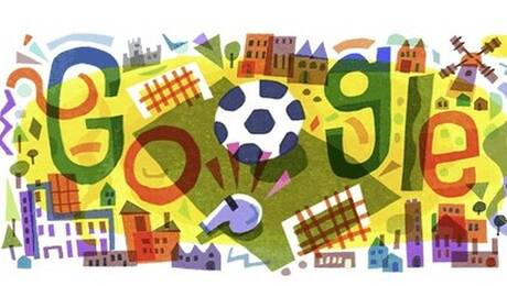 UEFA EURO 2020: Αφιερωμένο στην έναρξη του πρωταθλήματος το Google Doodle
