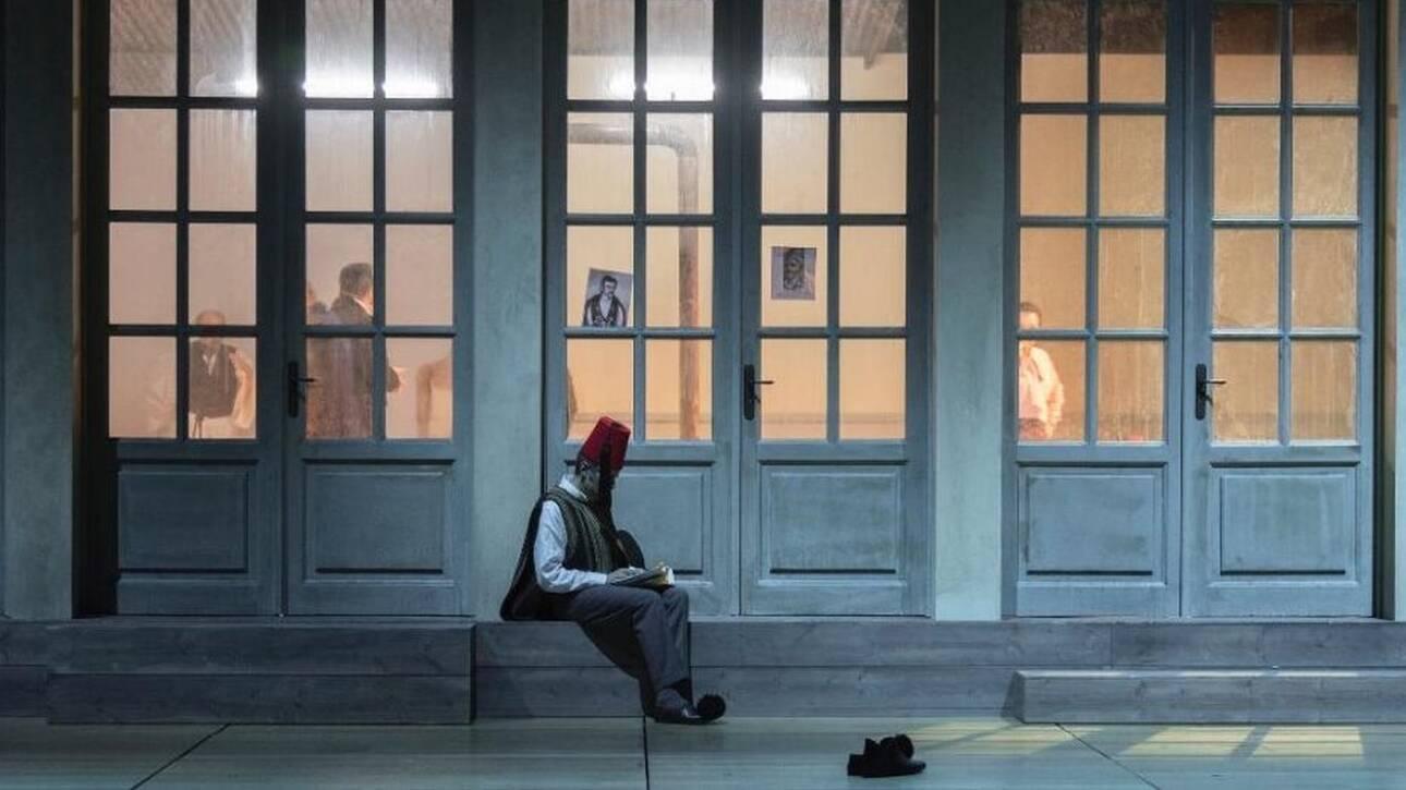 GNO TV: Η νέα παράσταση των Μ. Μαρμαρινού και Α. Καραζήση στη διαδικτυακή τηλεόραση της Λυρικής
