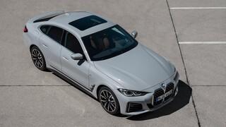 Η BMW 4 Gran Coupe απέκτησε πιο έντονο χαρακτήρα