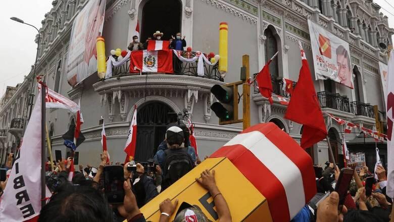 Προεδρικές εκλογές Περού: Κορυφώνεται η αγωνία καθώς τα επίσημα αποτελέσματα ακόμη αναμένονται