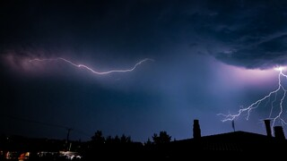 Έκτακτο δελτίο επιδείνωσης του καιρού: Ισχυρές βροχές, καταιγίδες και κεραυνοί