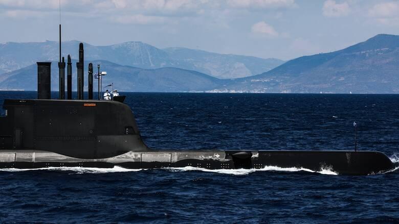 Άσκηση «Καταιγίς 21» του Πολεμικού Ναυτικού στο Αιγαίο