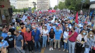 Τζανακόπουλος και Φίλης στο CNN Greece: Η γενική απεργία το πρώτο μεγάλο βήμα για την κοινωνία