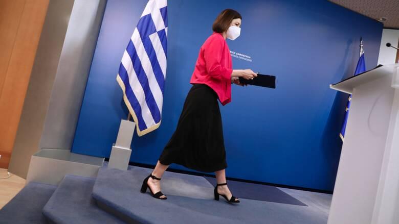 Πελώνη στο CNN Greece: Η Ελλάδα αποφασίζει ποια χώρα θα κρίνει ασφαλή