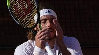 Στέφανος Τσιτσιπάς: Δάκρυσε μετά τον ημιτελικό - «Ήταν ένα όνειρο ζωής»