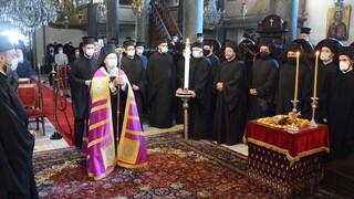 Βαρθολομαίος: Δεν διαπραγματεύομαστε ούτε παραιτούμαστε των ευθυνών του θρόνου μας