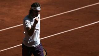 Στέφανος Τσιτσιπάς: Η ημέρα και η ώρα του τελικού για το Roland Garros