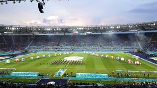Euro 2020: Με πυροτεχνήματα και μπαλόνια η πρεμιέρα της διοργάνωσης