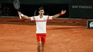 Roland Garros: Ο Τζόκοβιτς εκθρόνισε τον Ναδάλ με 3-1 σετ σε επική μάχη