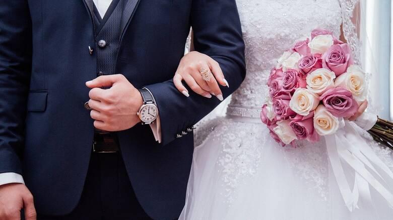 Πανδημία και γάμοι στην Ελλάδα: Έρευνα του Πανεπιστημίου Θεσσαλίας εξετάζει τον αντίκτυπο