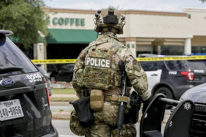 Πυροβολισμοί στο Τέξας: 13 τραυματίες, δύο χαροπαλεύουν
