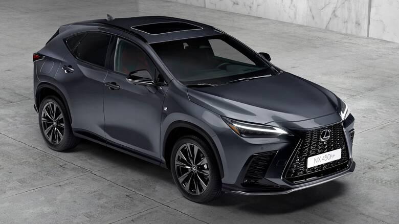 ΝΧ: H Lexus παρουσίασε το νέο μικρό SUV της
