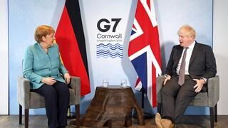 Brexit και Βόρεια Ιρλανδία: Μπρα-ντε-φερ Τζόνσον και Ευρωπαϊκής Ένωσης στην G7