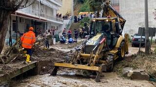 Θεσσαλονίκη: Νεκρός ο άνδρας που παρασύρθηκε από χείμαρρο