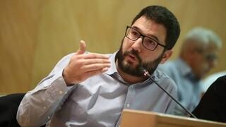 Ηλιόπουλος: Με εντολή Μητσοτάκη η φίμωση του Αλέξη Τσίπρα στη Βουλή