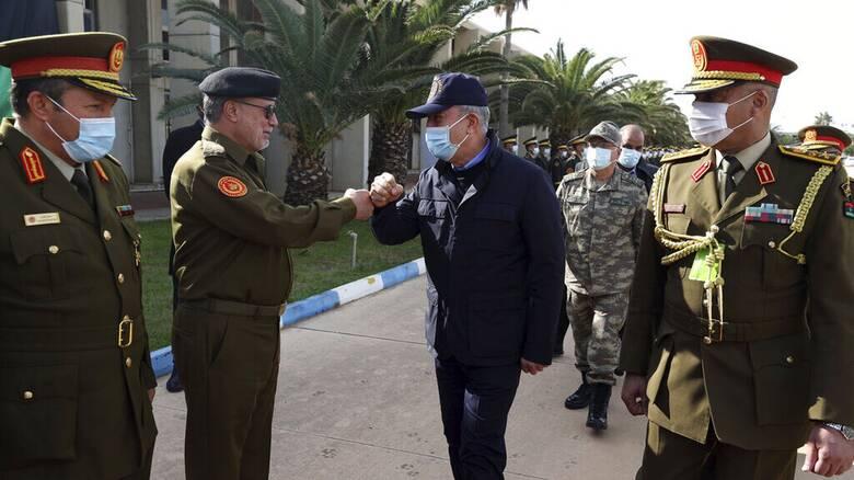Ακάρ από τη Λιβύη: Η Τουρκία δεν είναι ξένη δύναμη