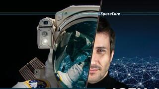 H Αθήνα τη νύχτα από Διαστημικό Σταθμό: Η εντυπωσιακή εικόνα που στέλνει αστροναύτης