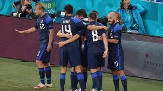 Euro 2020: Στο Δανία-Φινλανδία νίκησαν οι Φινλανδοί και ο Έρικσεν