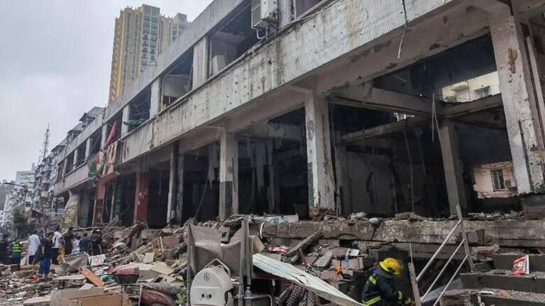 Φονική έκρηξη σε πόλη της κεντρικής Κίνας - Τουλάχιστον 12 νεκροί