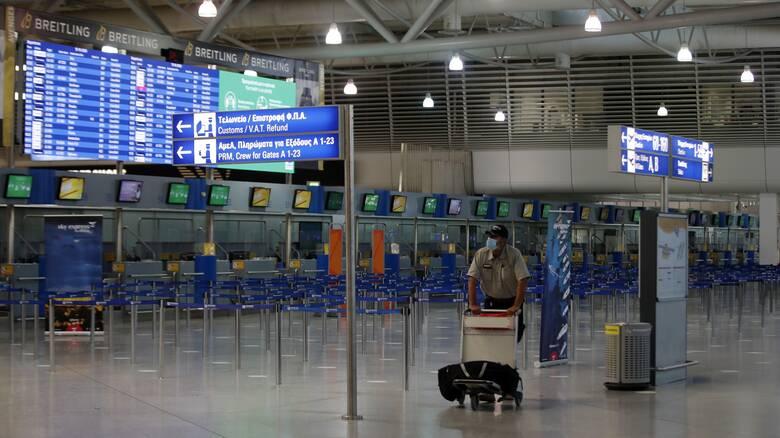 Νέα παράταση στις αεροπορικές οδηγίες - Τι ισχύει με τις πτήσεις εσωτερικού και εξωτερικού