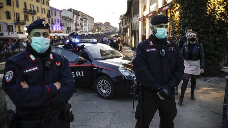 Συναγερμός στην Ιταλία: Ένοπλος πυροβόλησε και σκότωσε δύο παιδιά και ηλικιωμένο