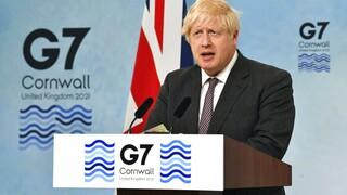 G7: Προσφορά 1 δισ. εμβολίων, δράση για το κλίμα και κοινή γραμμή κατά Ρωσίας-Κίνας