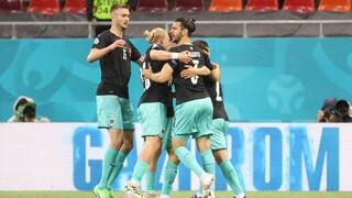 Euro 2020: Νίκη 3-1 της Αυστρίας κόντρα στη Βόρεια Μακεδονία
