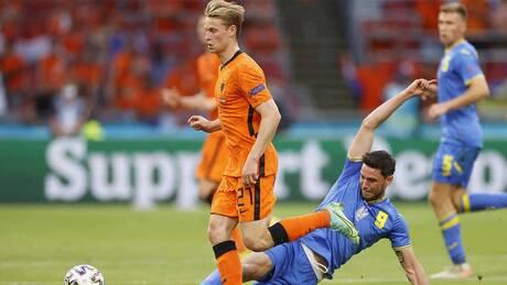 Euro 2020: Ολλανδία-Ουκρανία 3-2