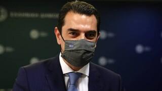 Σκρέκας: H Ελλάδα θα παρουσιάσει τον πρώτο εθνικό κλιματικό νόμο