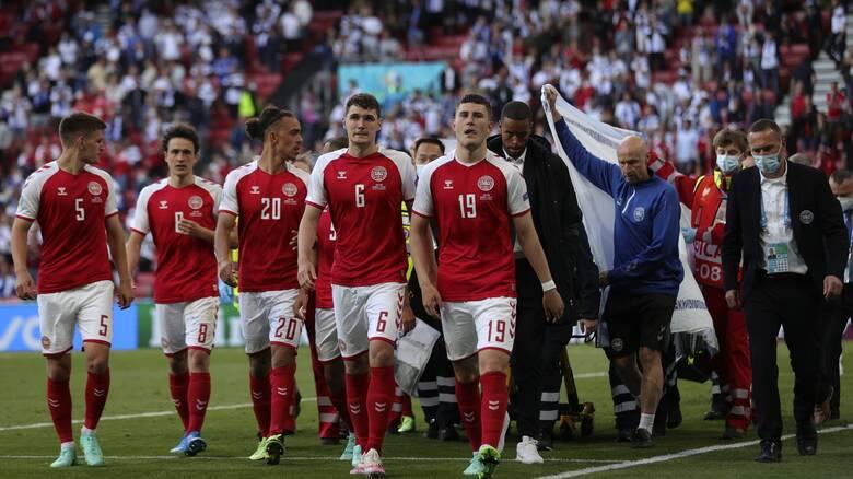 Euro 2020 - Έρικσεν: Το πρώτο του μήνυμα από το νοσοκομείο