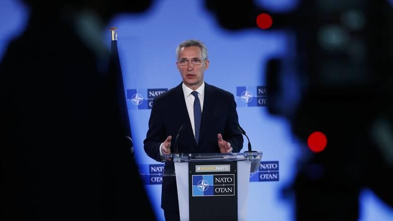 Στόλτενμπεργκ στη Σύνοδο του ΝΑΤΟ: Στο «ναδίρ» οι σχέσεις μας με την Ρωσία