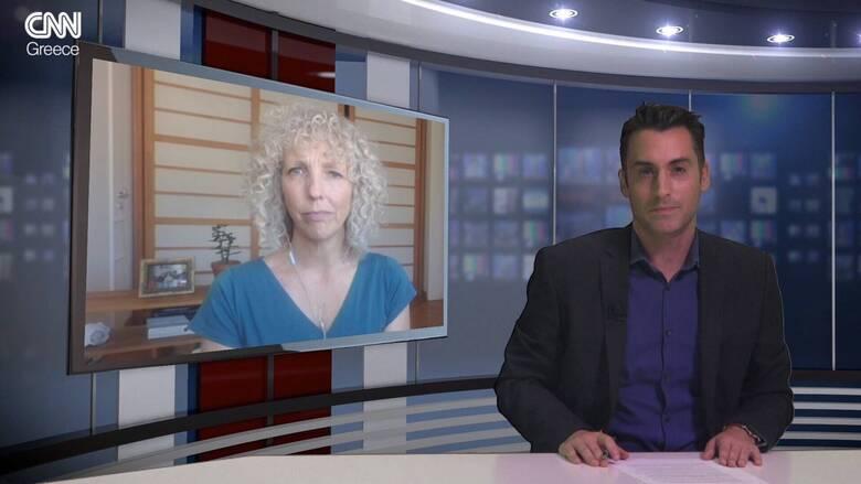 Διευθύντρια Greenpeace στο CNN Greece: Καταστροφικό οι G7 να επενδύουν σε ορυκτά καύσιμα